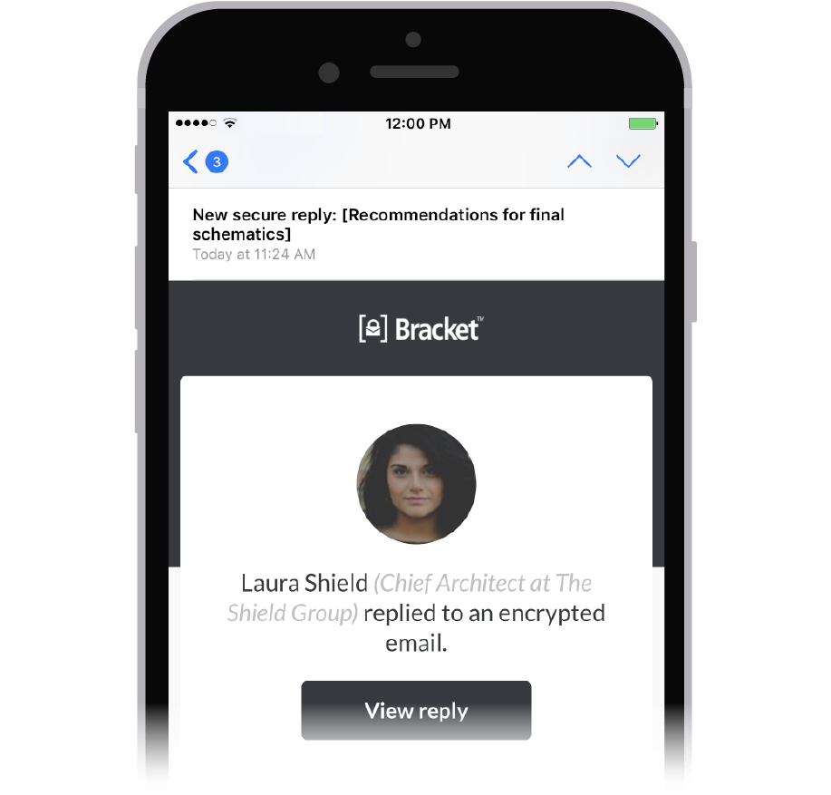 Bracket™ Encrypted Email - Mailprotector®